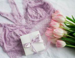 lingerie para presente