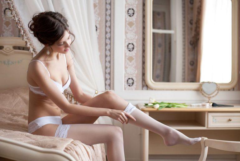 lingerie para lua de mel