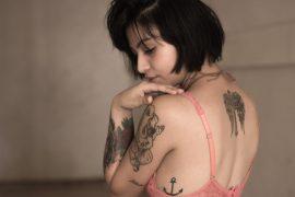 moda íntima feminina