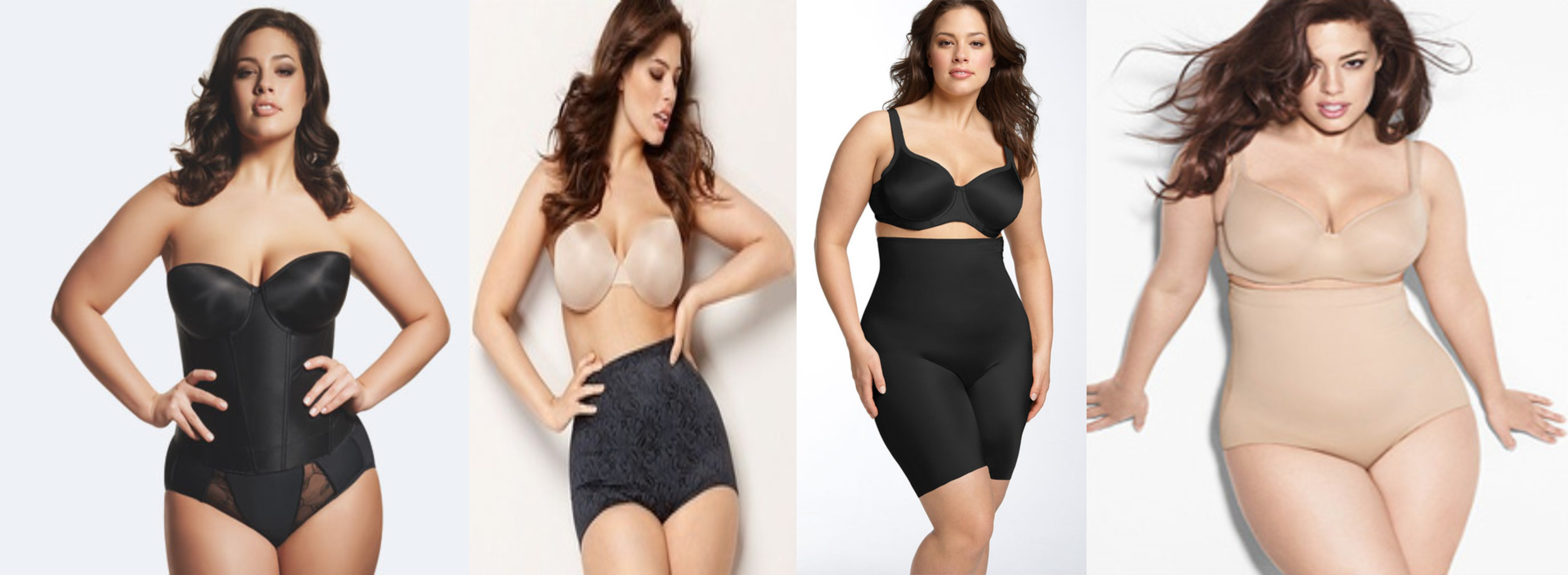 modeladores de corpo tipos