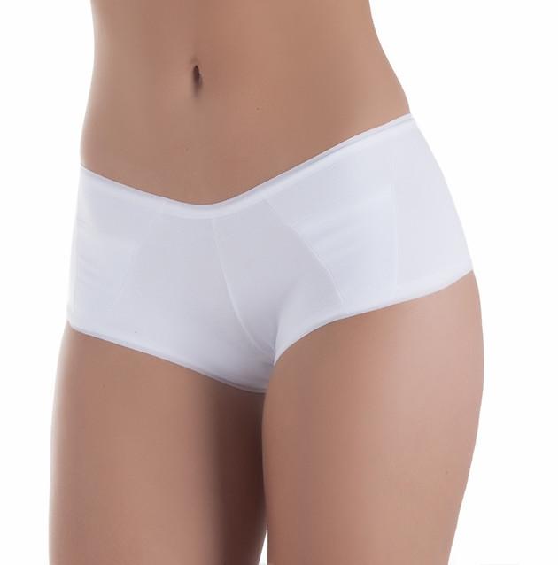 calcinha para usar com roupas de ginástica calcinha boxer