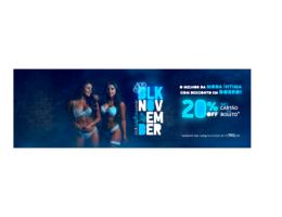 Black November para arrasar nas compras de lingerie!
