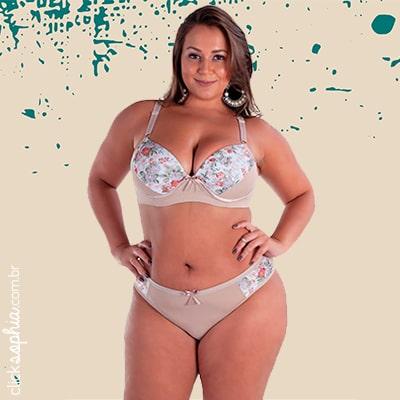 Aprenda a comprar lingerie plus size ideal para você!