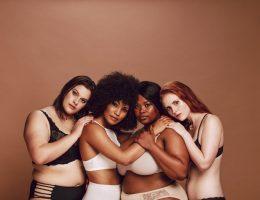 Os segredos da lingerie plus size!